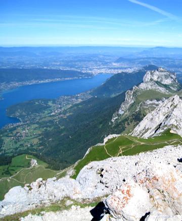 La Tournette - Annecy Mountains
