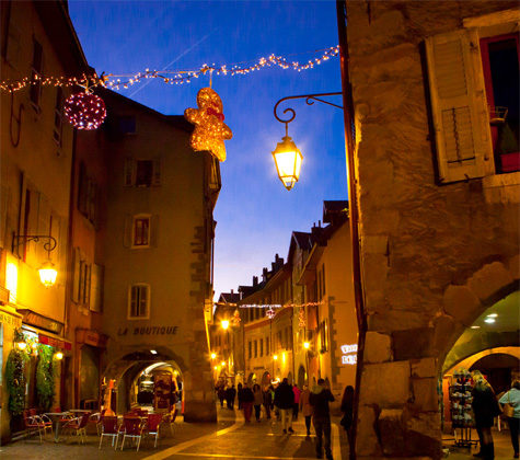 - Annecy Mountains